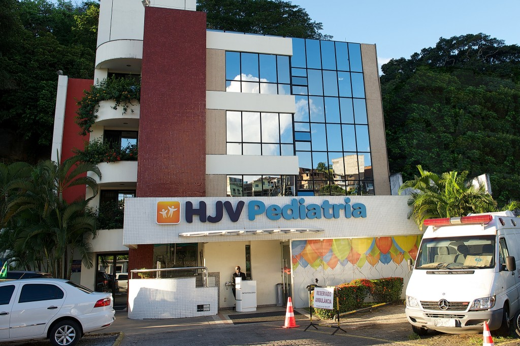 HJV Pediatria
